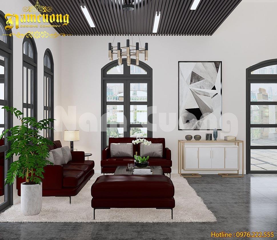 thiết kế nội thất theo phong thủy