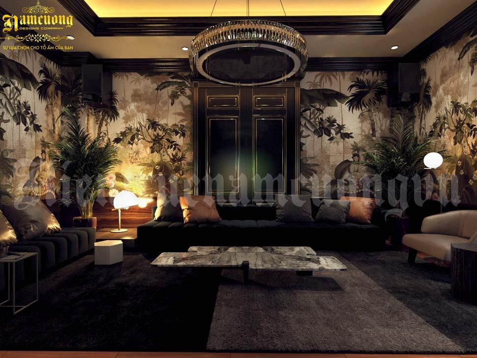 mẫu nội thất biệt thự cao cấp đẹp