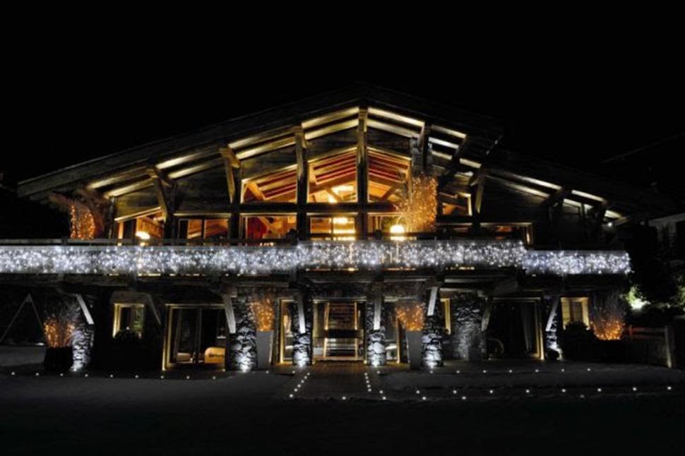 nội thất biệt thự Chalet Brickell đẹp nhất thế giới