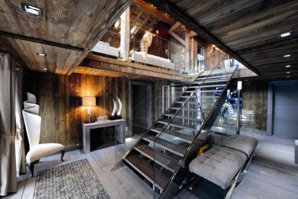 nội thất tầng hầm biệt thự đẹp nhất thế giới