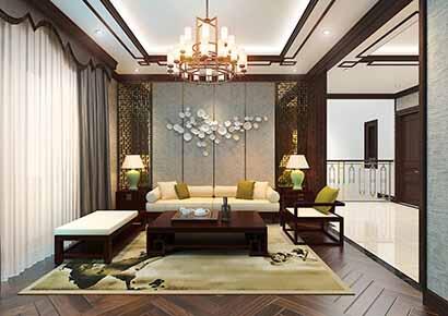 mẫu thiết kế nội thất biệt thự nhà phố tại Vĩnh Phúc