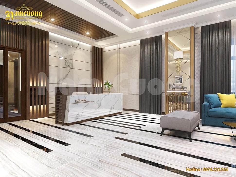nội thất khách sạn nha trang đẹp