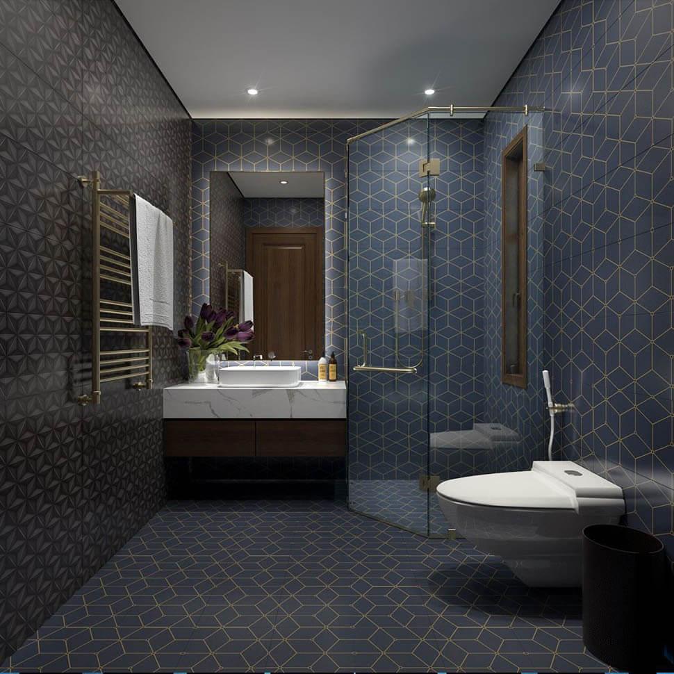 nội thất wc khách sạn nha trang