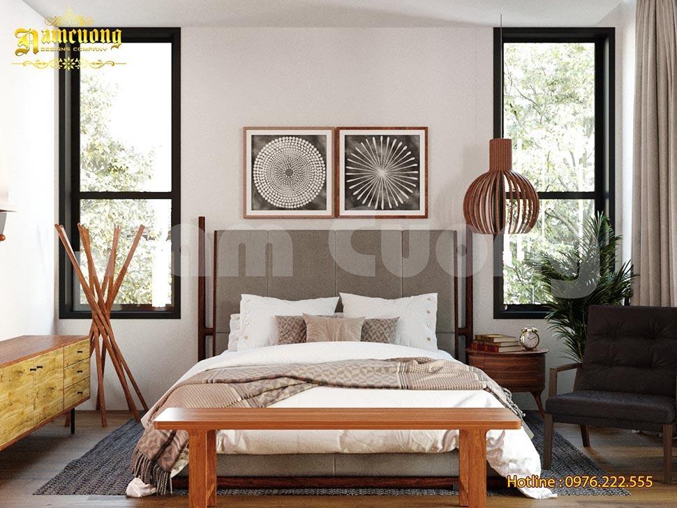 mẫu thiết kế nội thất biệt thự hiện đại đẹp