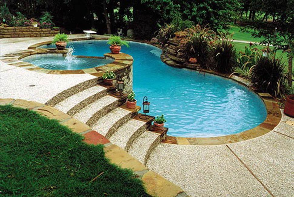 biệt thự 3 tầng tân cổ điển có bể bơi