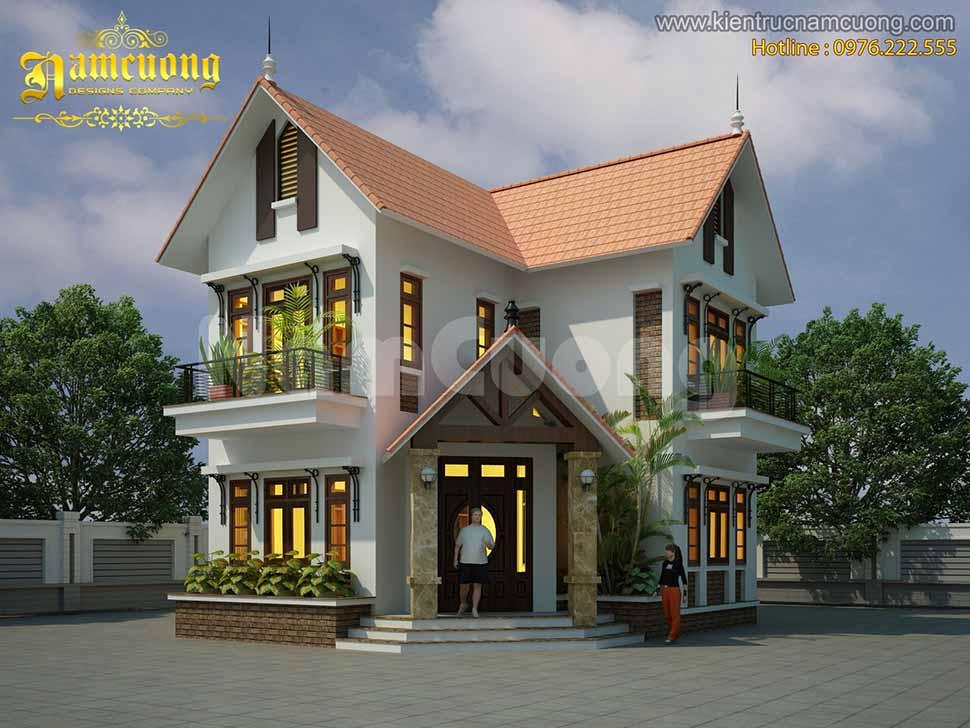 kiến trúc nhà 3 tầng giá rẻ