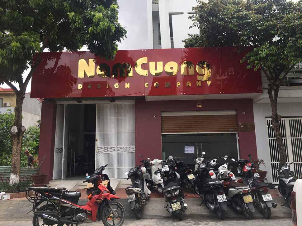công ty kiến trúc Nam Cường