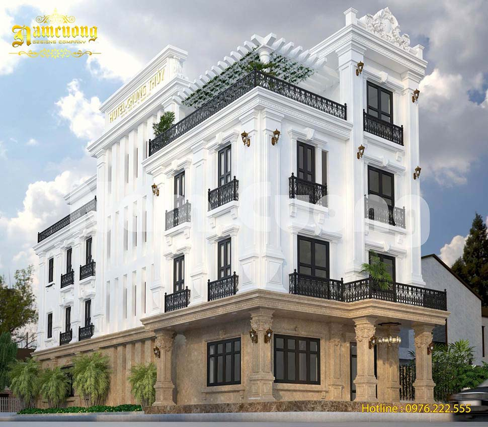 xây dựng khách sạn tại Thanh Hóa