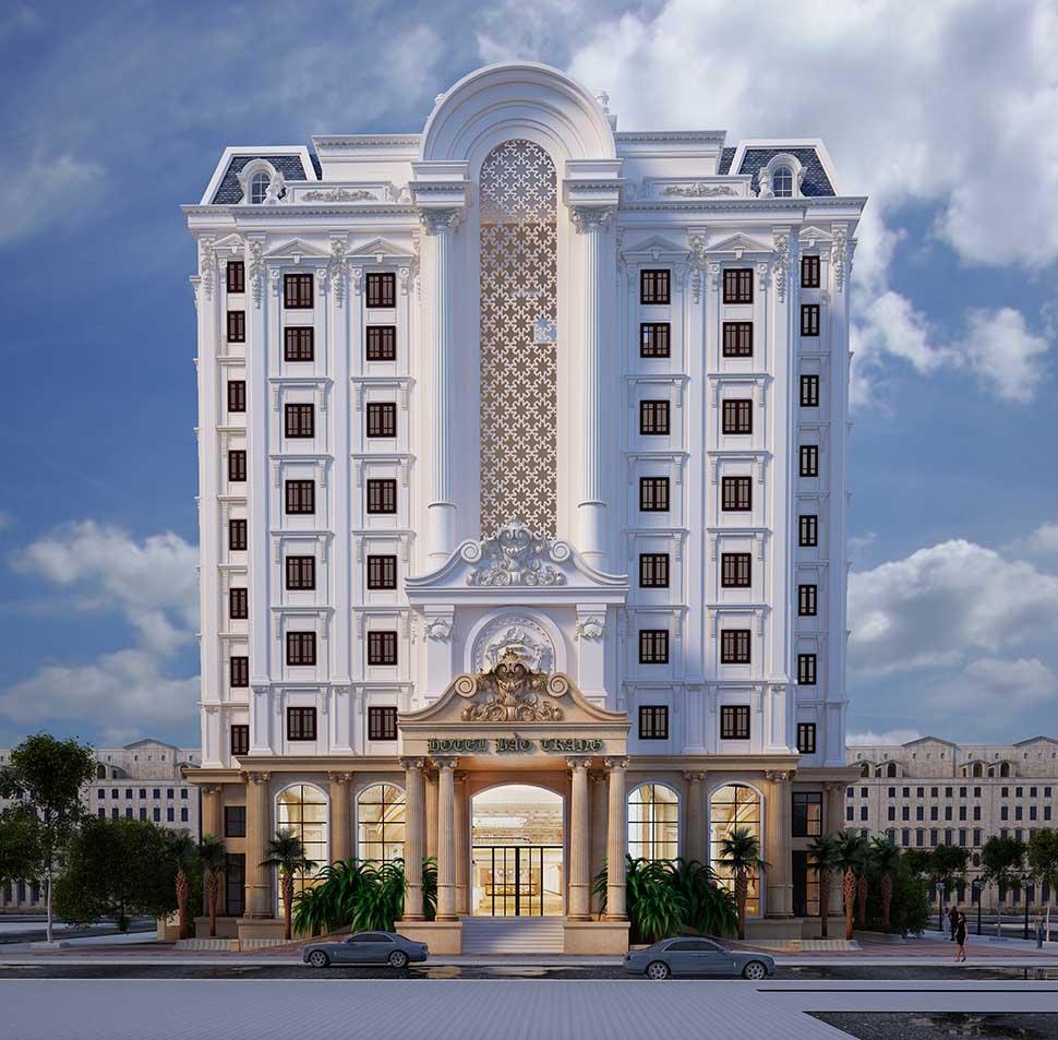 khách sạn 9 tầng 4 sao
