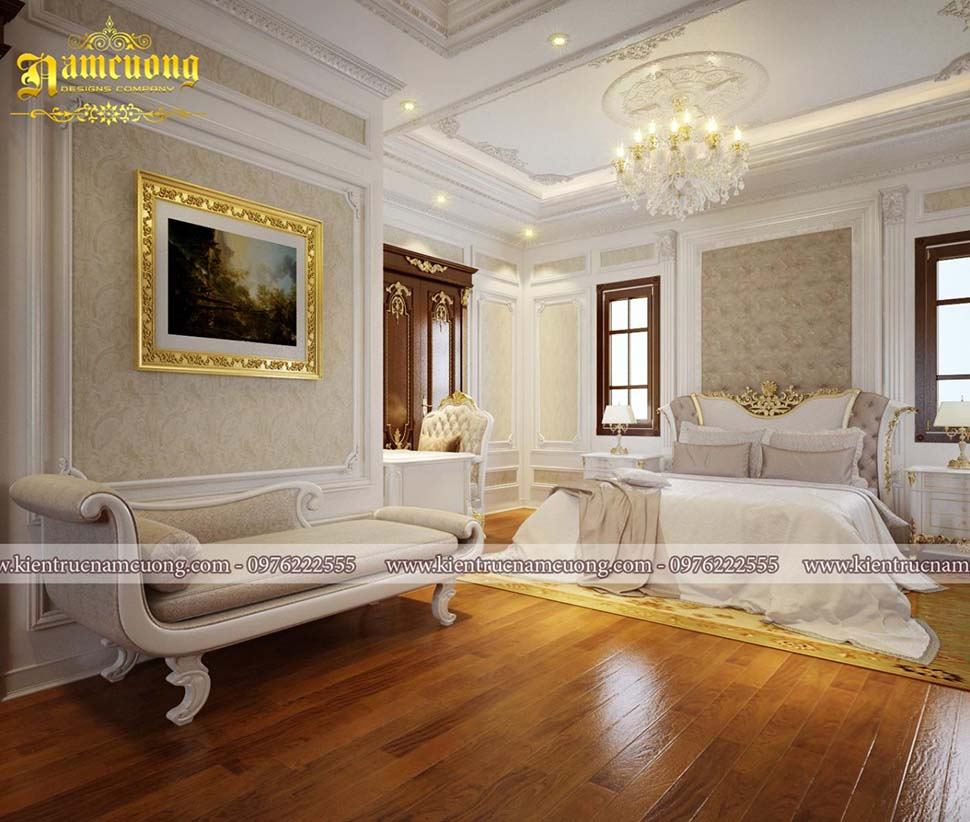 phòng ngủ tinh tế