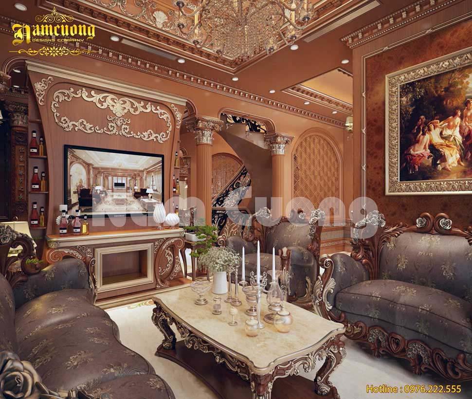 thiết kế nội thất bẵng gỗ