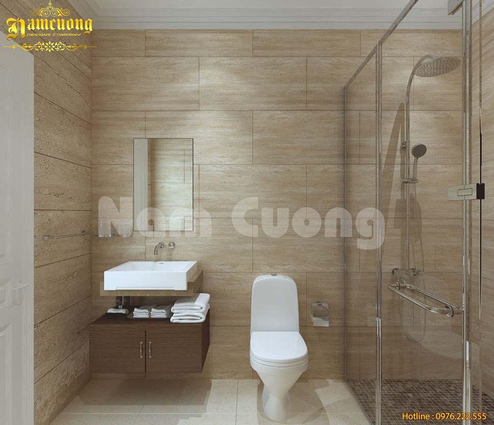 nội thất phòng WC khách sạn giá rẻ