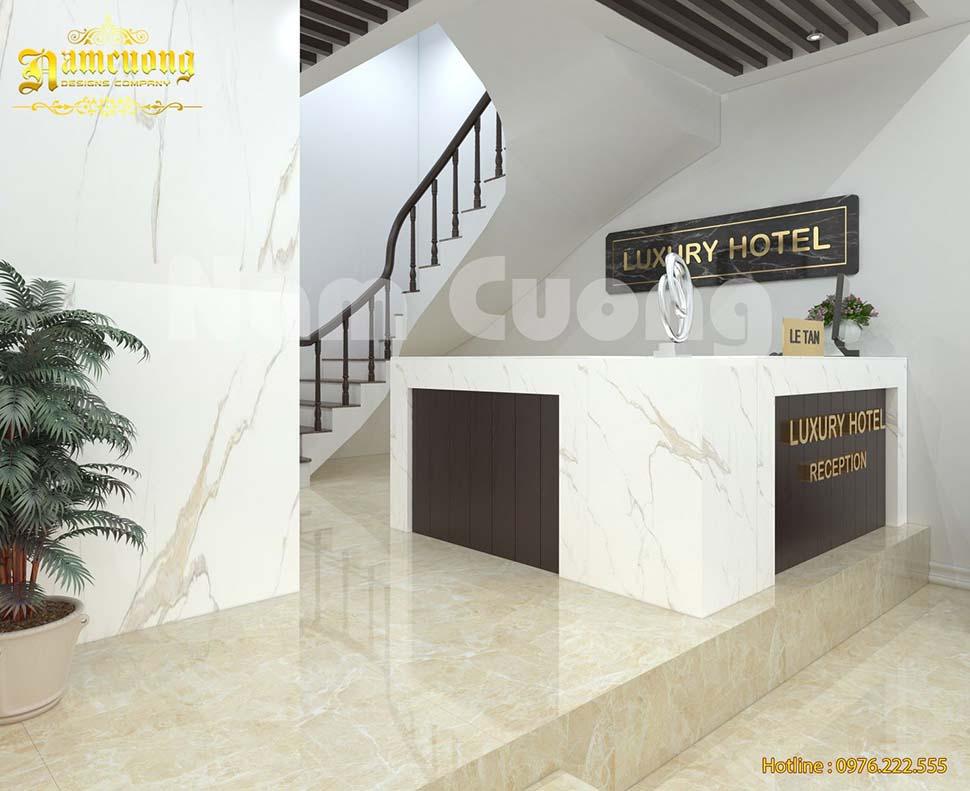 sảnh khách sạn giá rẻ