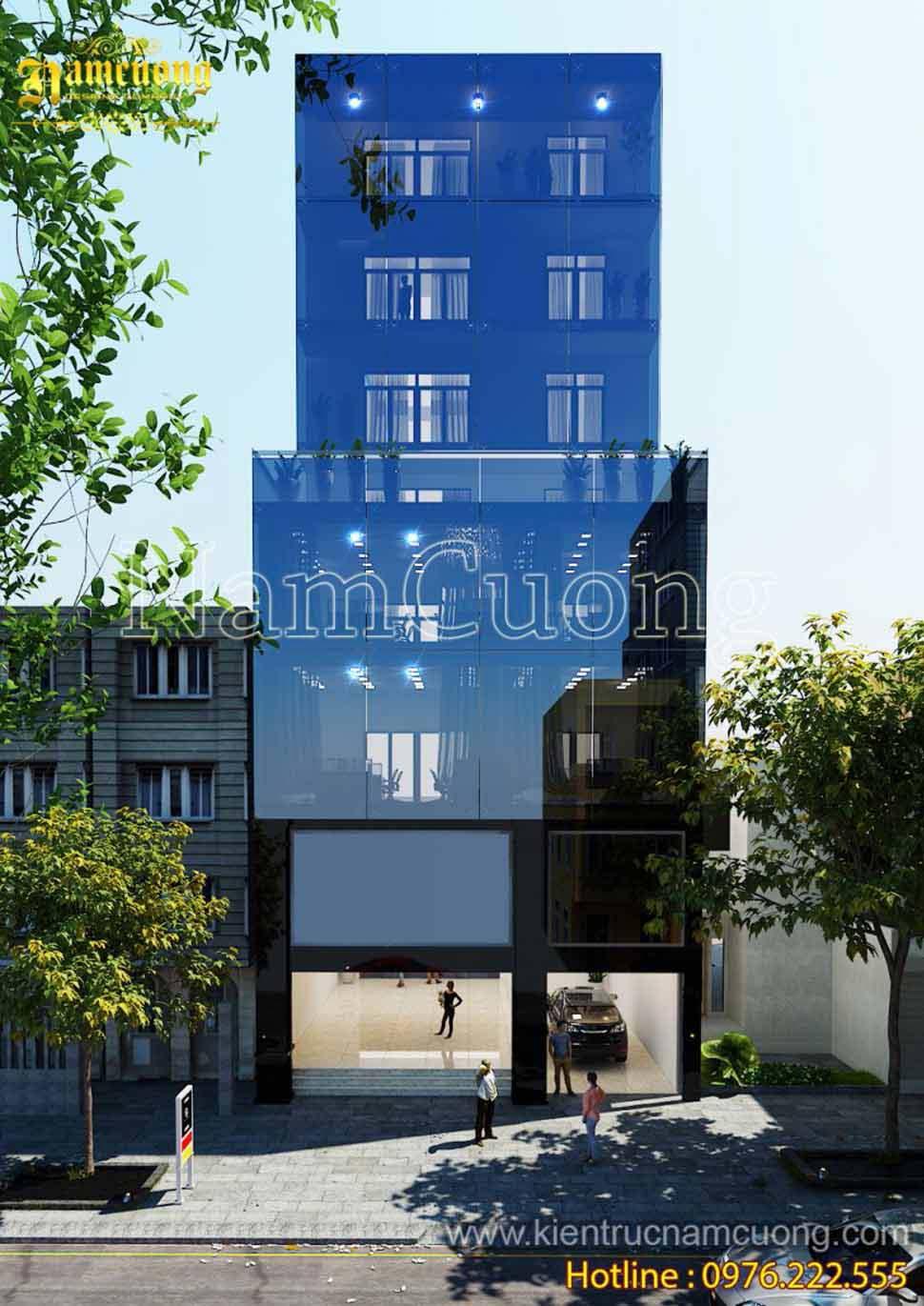 khách sạn hiện đại 2 sao