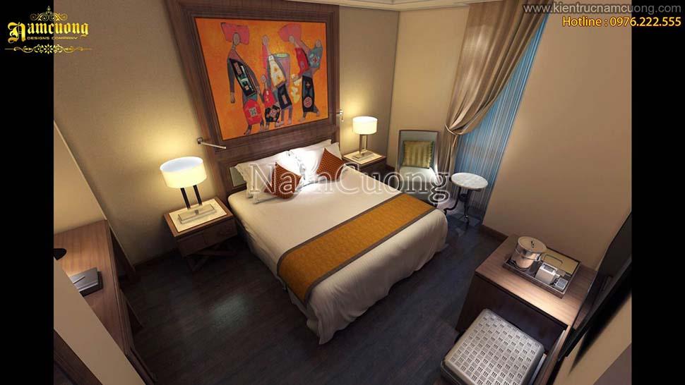 phòng nghỉ khách sạn