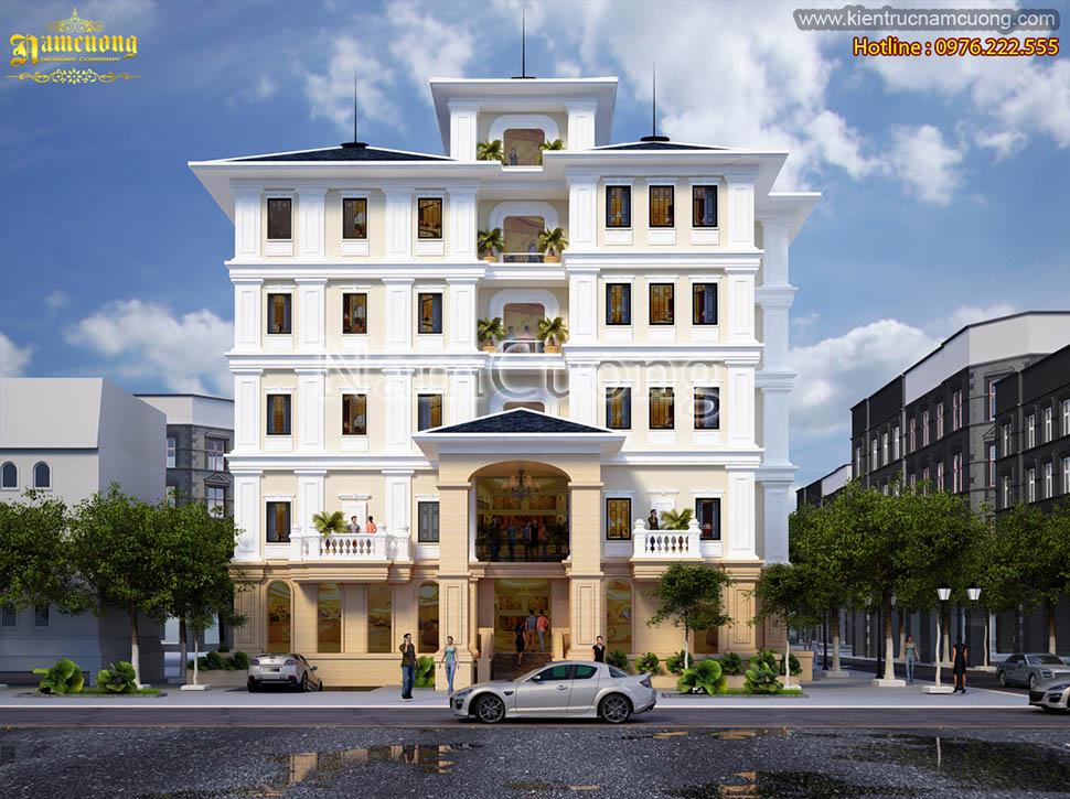 Tổng hợp những mẫu cải tạo khách sạn đẹp