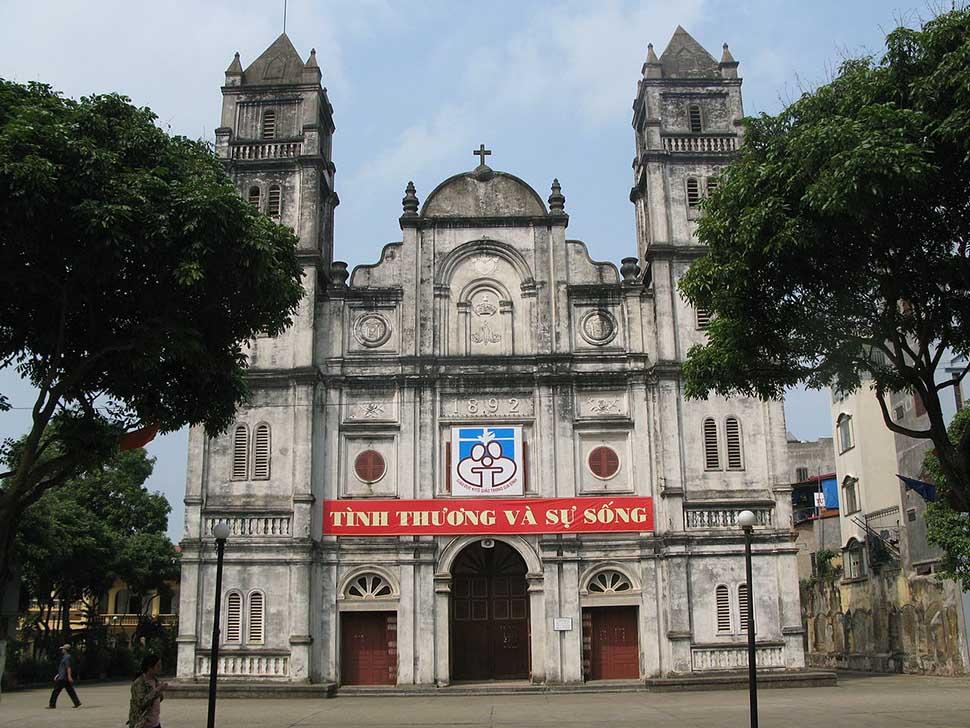 nhà thờ baroque