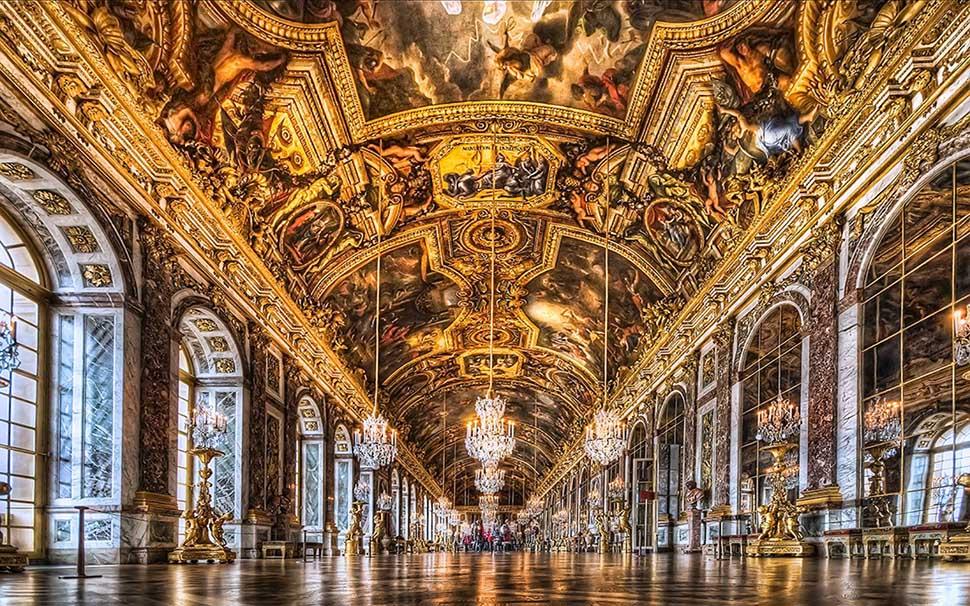nội thất baroque