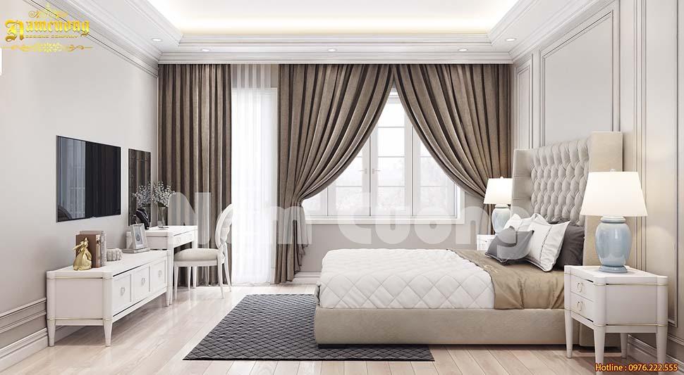 nội thất phòng ngủ đơn giản