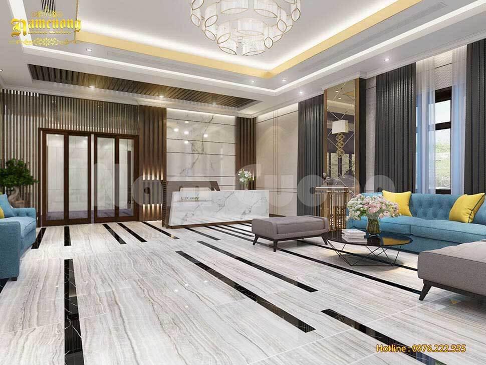 các bước thiết kế khách sạn