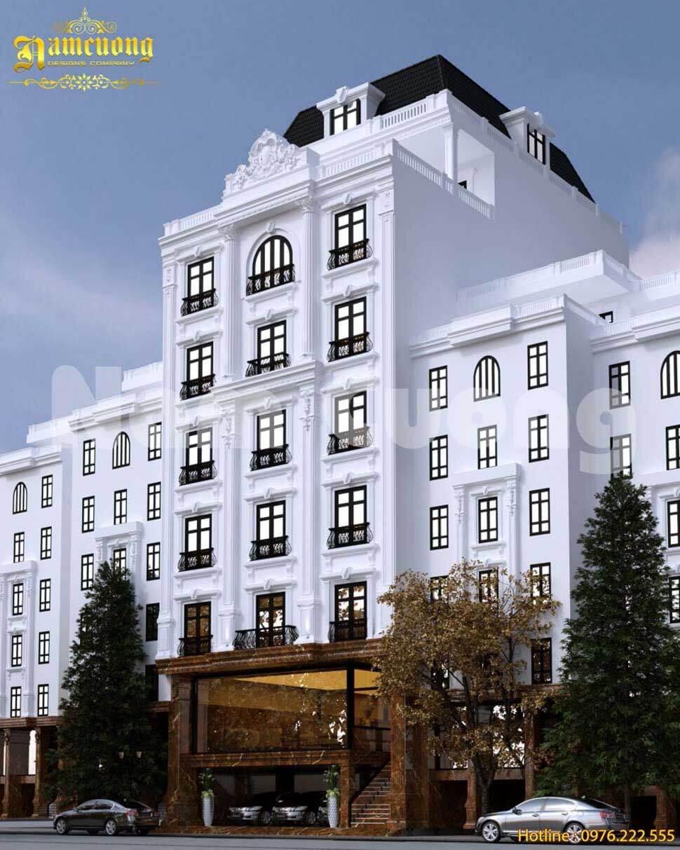 Kiến trúc Khách sạn
