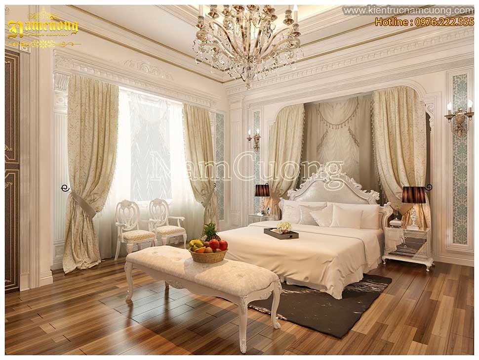 phòng ngủ tại sài gòn
