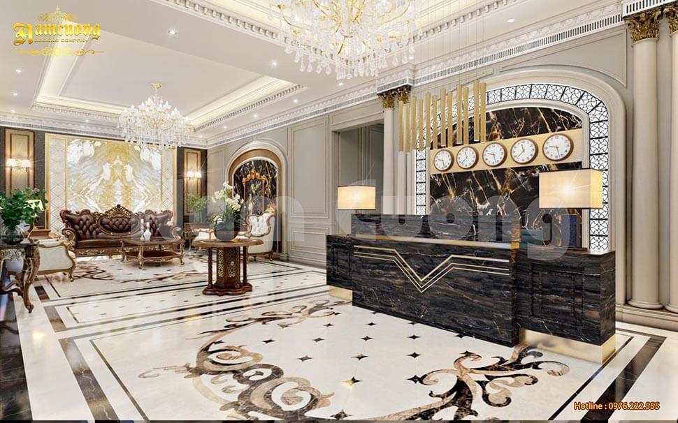 Tiền sảnh khách sạn
