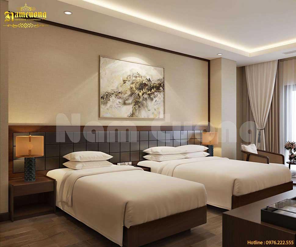 tiêu chuẩn phòng ngủ khách sạn mini