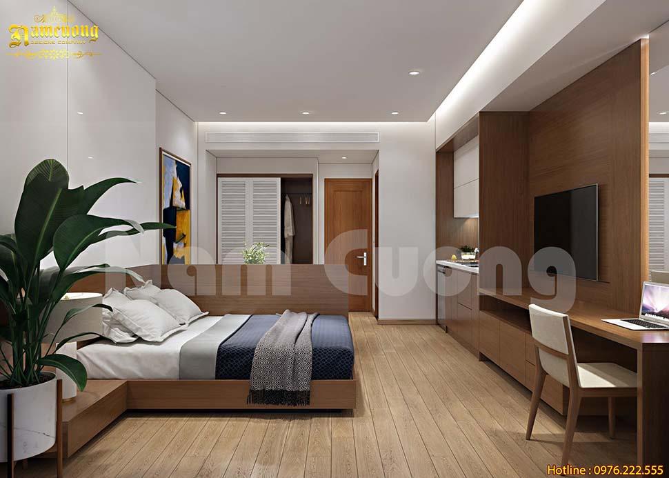 Thiết kế căn hộ đẹp giúp kinh doanh airbnb thành công