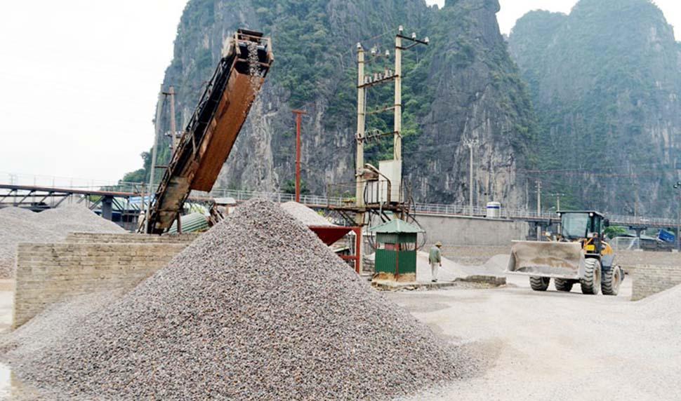 vật liệu xây dựng cát