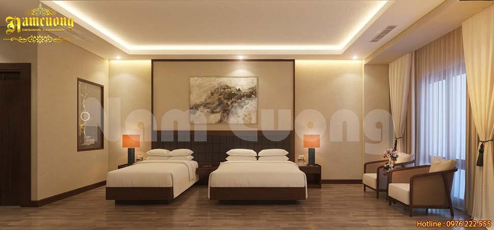 giường phụ khách sạn đẹp