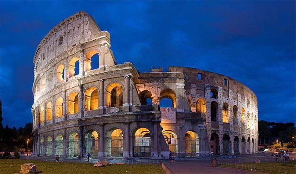 kiến trúc la mã cổ đại