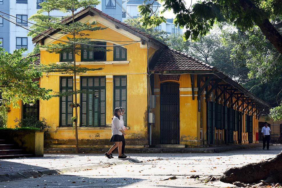 trường THPT Chu Văn An