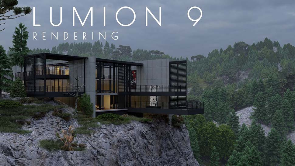 phần mềm xây dựng lumion 9
