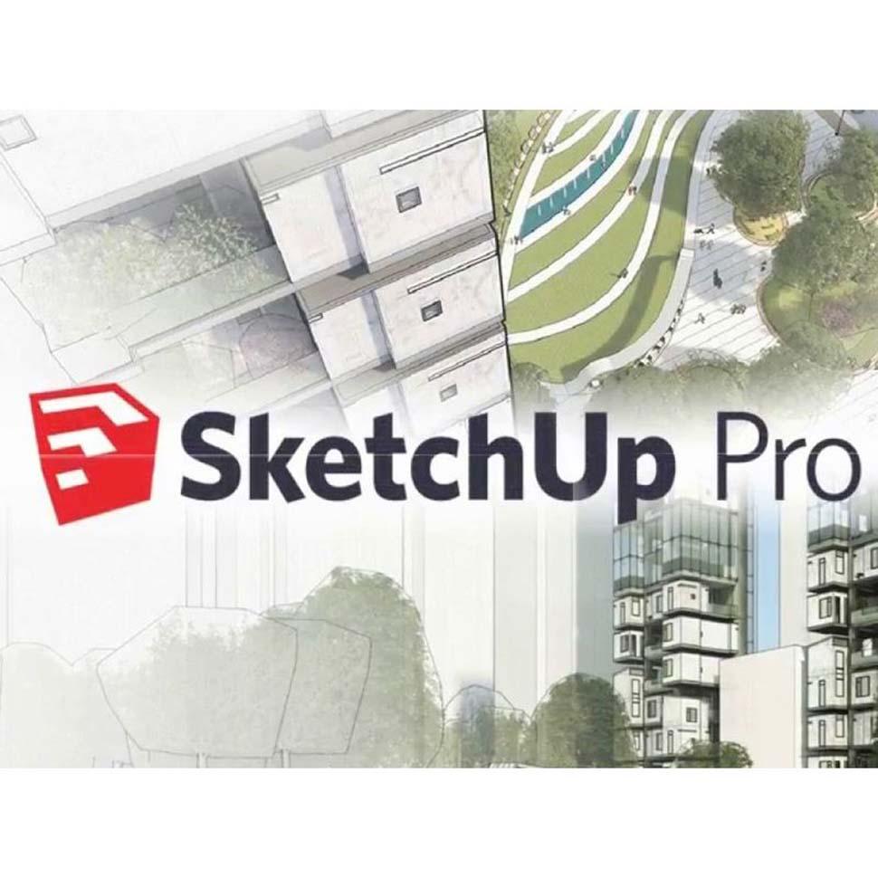 phần mềm xây dựng sketchup