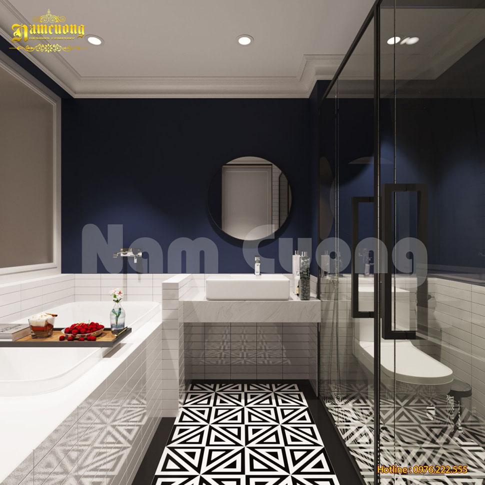 WC phòng ngủ khách sạn