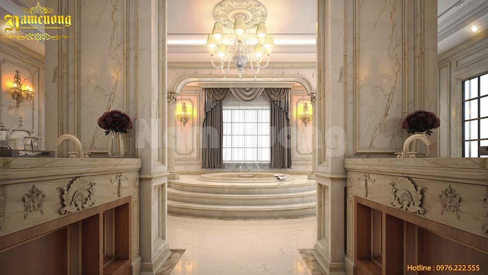 WC phòng ngủ cao cấp