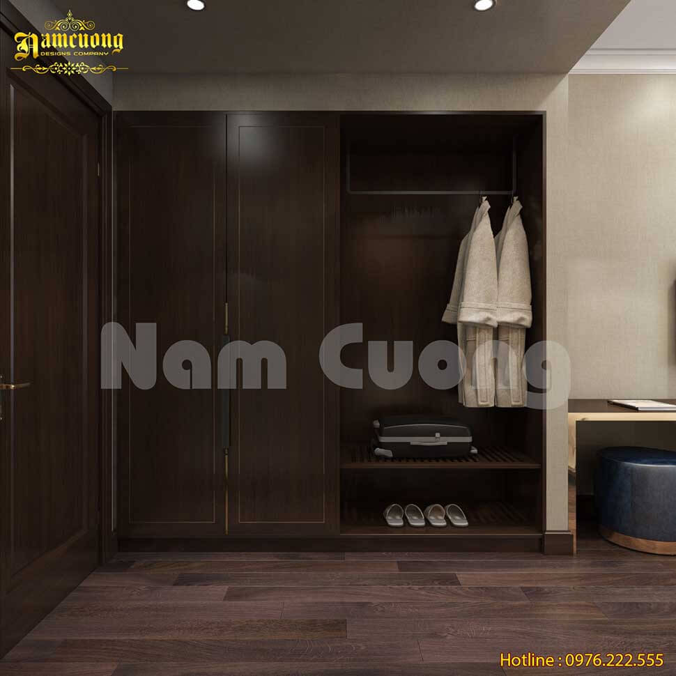 nội thất khách sạn pháp