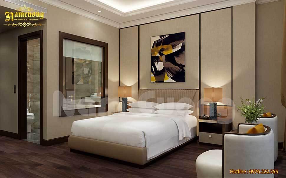 phòng khách sạn đẹp