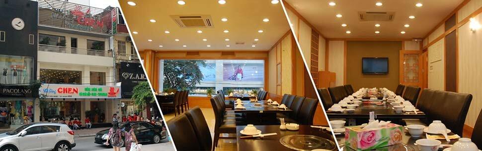 Nhà hàng đồ nướng sashimi