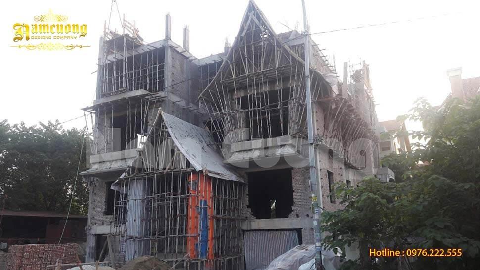 xây biệt thự đẹp