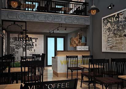 cafe gác lửng tại hải phòng