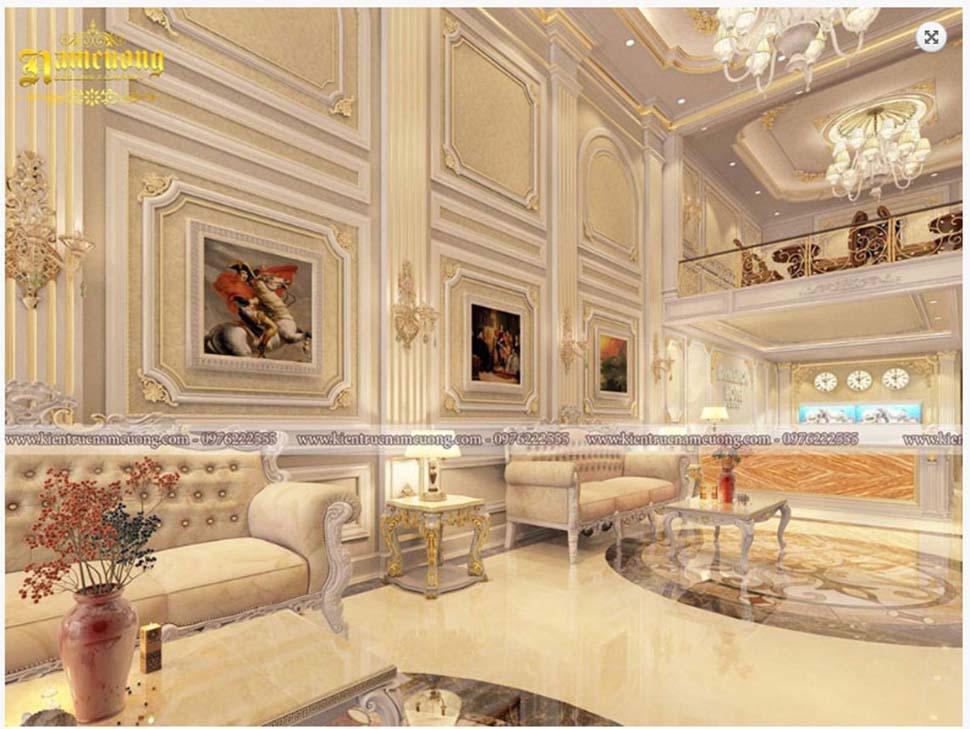 nội thất khách sạn tại hải phòng