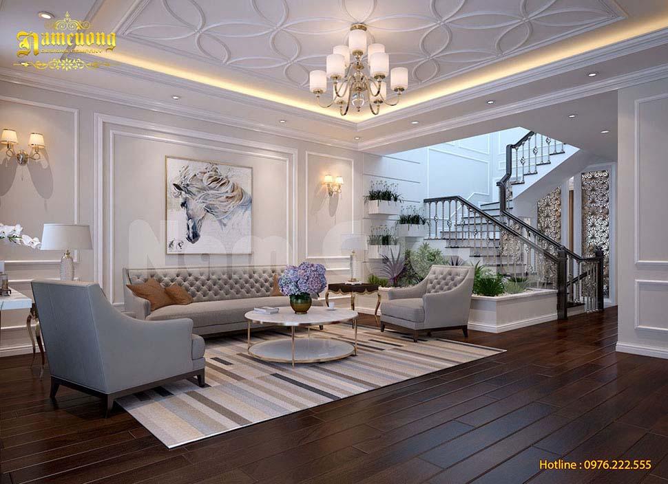 nội thất chung cư Waterfront