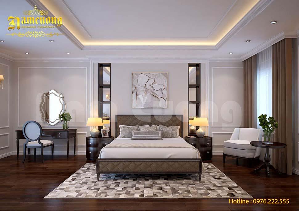 phòng ngủ chung cư 70m2