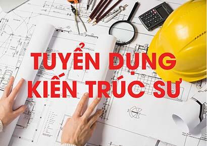 NCDC tuyển dụng kiến trúc sư