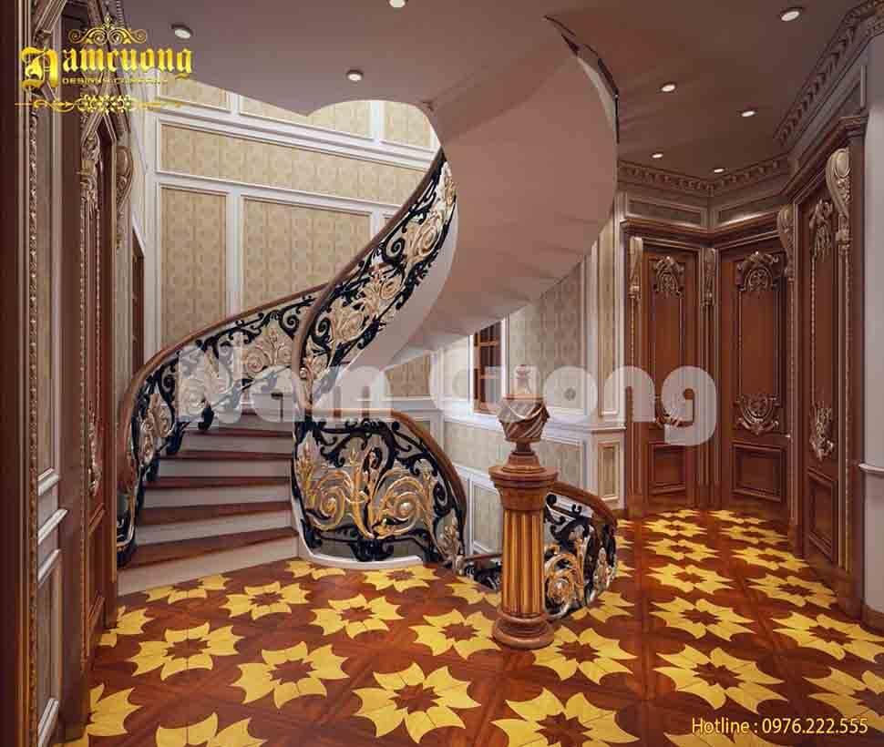 Cầu thang nhôm có giá thành tương đối cao