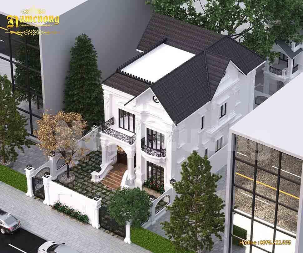 Thiết kế cổng tường rào cần phù hợp với điều kiện thực tế