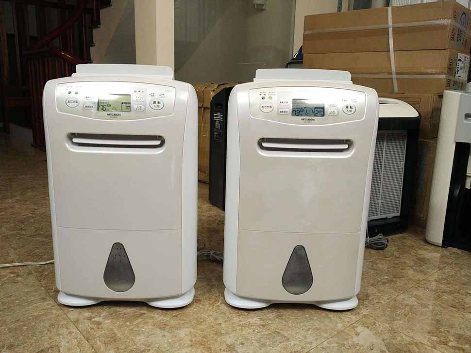 Máy hút ẩm là công cụ hữu hiệu giúp giảm tình trạng nồm ẩm