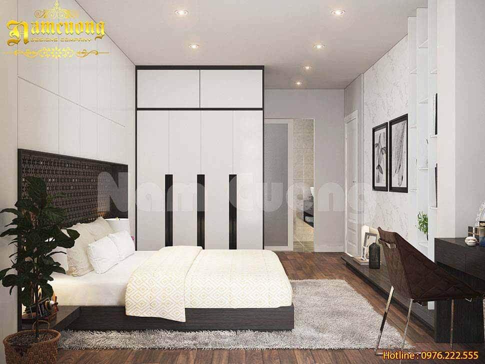 Thiết kế phòng ngủ 10m2 đẹp